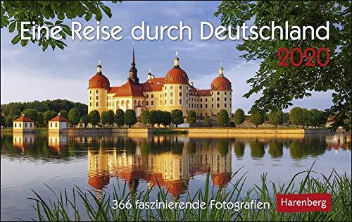 Eine Reise durch Deutschland 2020 23x17cm