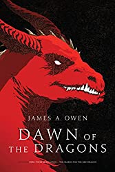 Dawn of the Dragons: Here, There Be Dragons; The Search for the Red Dragon (Age of Dragons)