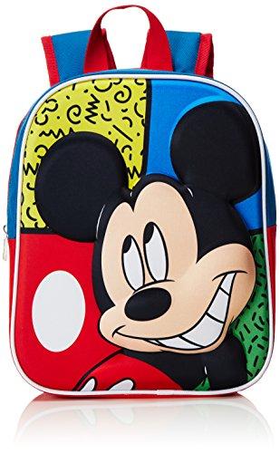 ZAINO 3D MICKEY MOUSE TOPOLINO CON UNA CERNIERA 2100-917
