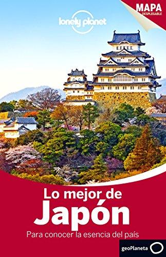Portada del libro Lo mejor de Japón 3 (Guías Lo mejor de País Lonely Planet)