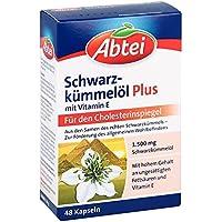 Schwarzkümmelöl Plus, 48 St. Kapseln preisvergleich bei billige-tabletten.eu