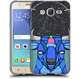 Official Ric Stultz Starbuck Animals 3 Soft Gel Case for Samsung Galaxy J5 / J500