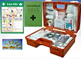 Erste-Hilfe-Koffer KITA PLUS -Paket 2- DIN