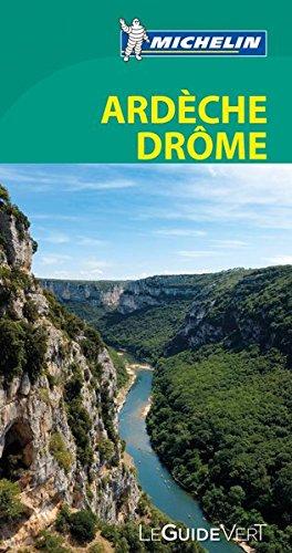 Guide Vert Ardèche Drôme Michelin