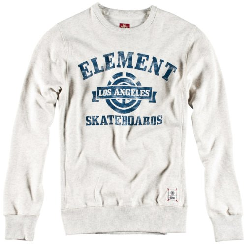 Herren Sweater Element Mesa W1 Sweater natural heather