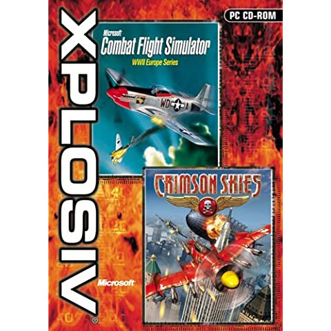 Combat Flight Sim and Crimson Skies Bundle