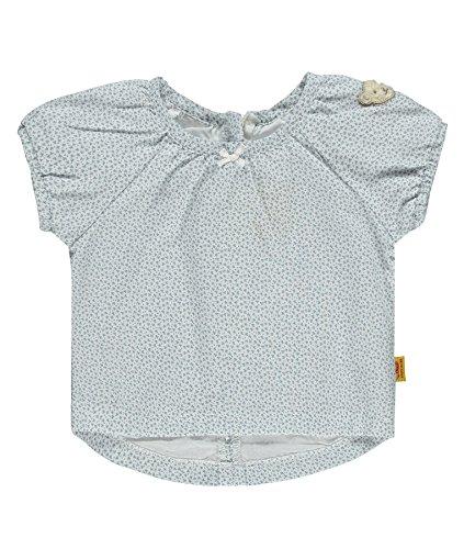 Steiff Baby-Mädchen Bluse 1/4 Arm 6713253, Mehrfarbig (Allover 0003), 80