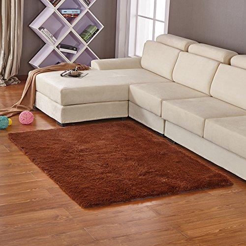 qwer I morbidi tappeti spessi con semplice e moderno soggiorno camera da letto tavolino laterale tappeto tatami personalizzabile ,1.2x2.0 m ,3.0 Caffè