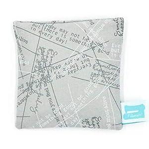 Handwärmer mit Rapssamen, 10cm x 10cm, Taschenwärmer wiederverwendbar, Kältekissen,