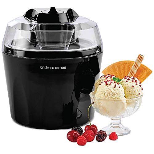 Andrew James Ice Cream Maker Mac...