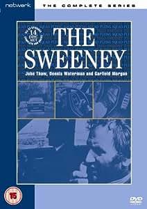 The Sweeney - Complete Series 1 - 4 [14 DVD Box Set] [UK Import]