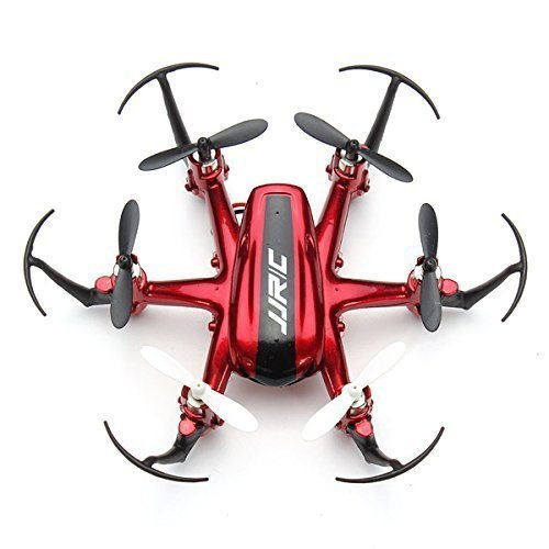 Gecoty-Mini-Drone-JJRC-H20-3D-Rollover-Headless-Model-Nano-RC-Quadcopter-24G-4CH-6-Axis-Flying-Helicopter-Remote-Control-Toys-Red
