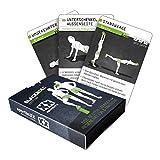 sportboXX Blackroll Trainingsplaner - Trainingskarten mit Übungen für Faszientraining