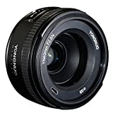 YONGNUO YN40mm F2.8N Light-weight Standard Prime Lens For Nikon DSLR Cameras + WINGONEER Flash Diffuser