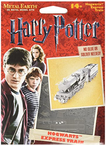 Professor Puzzle Metal Earth Harry Potter-Kit de modélisme du Train Hogwarts Express