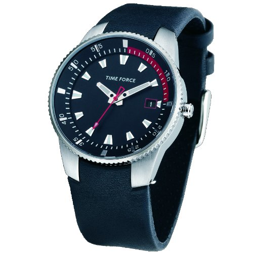 TIME FORCE TF-2914L01 - Orologio da polso colore nero