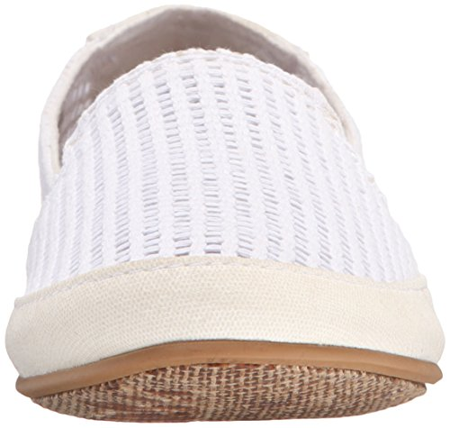 Reef Damen Girls Walled Low Sneaker Blanco (White Mesh)