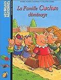 Famille Cochon déménage (La) | Gaudrat, Marie-Agnès. Auteur