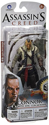 Assassins Creed Series 2 Connor with Mohawk Figura De Acción