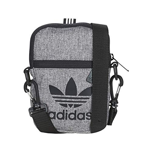 adidas Originals Citybag MEL FEST BAG ED8687 Grau, Size:ONE SIZE