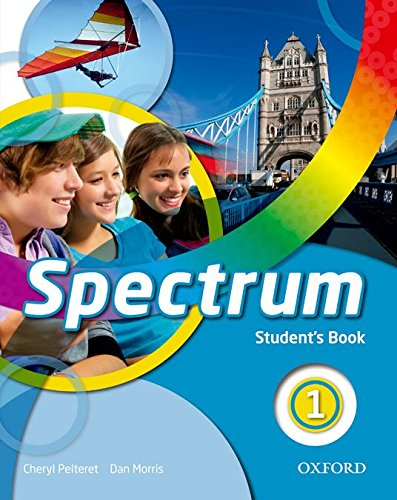 Spectrum 1. Student's Book - 9780194852050 por Cheryl Pelteret