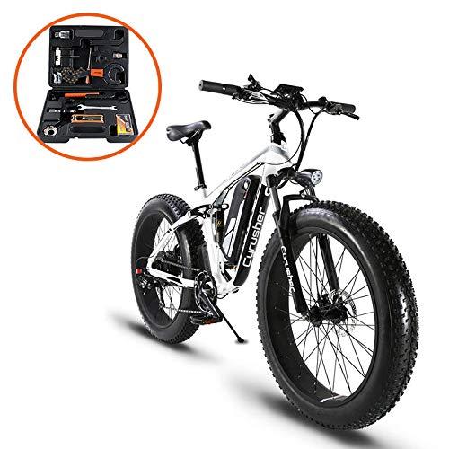Biciclette elettriche Extrbici XF800 1000W 48V...