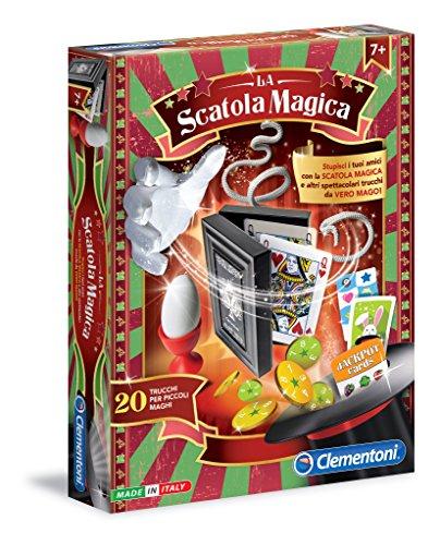 Clementoni-16082–Die-magische-Geschenkbox
