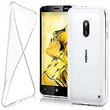 Cover di protezione Nokia Lumia 620 Custodia Case silicone sottile 0,7mm TPU   Accessori Cover cellulare protezione   Custodia cellulare Paraurti Cover Traslucida Trasparente CRYSTAL-CLEAR