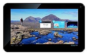 """Storex eZee'Tab10Q12XS Tablette tactile 10""""(25,40 cm) (8 Go, Android, 1 Port USB 2.0, 1 Prise Jack, Noir)"""