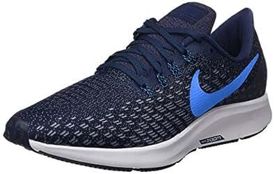 Nike Men's Air Zoom Pegasus 35 ObsidnBlhero Running Shoes 8