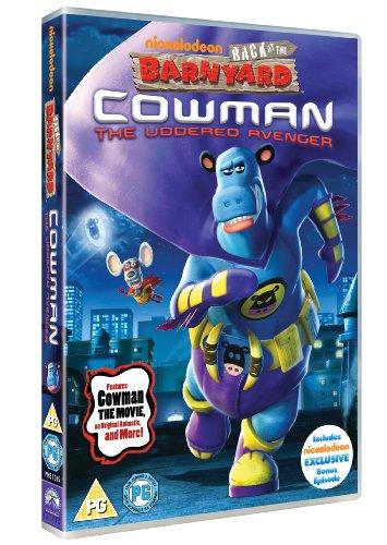 Cowman The Uddered Avenger
