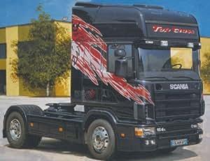 Maquette Scania M500 Topline