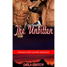 The Unbitten: Menage MFM Vampire Romance (English Edition)