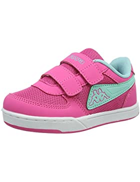 Kappa Mädchen Trooper Light Sun Kids Low-Top