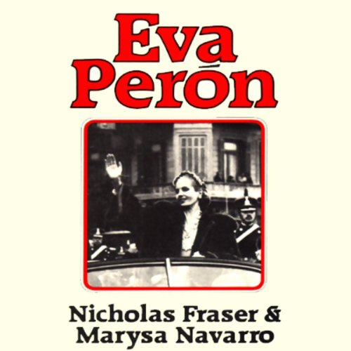 Eva Peron  Audiolibri