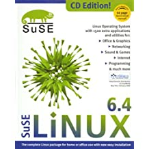 SuSE Linux 6.4 (CD Edition)
