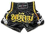 Image de Boxsense Muay Thai Boxeo Tailandes Pantalones : BXS-004