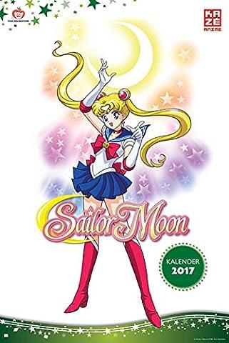 Sailor Moon - Wandkalender 2017