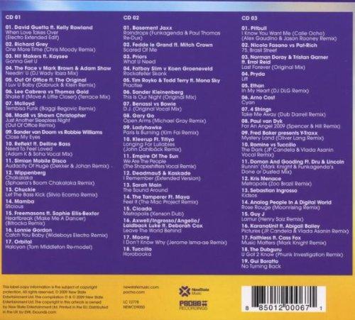 Zoom IMG-1 pacha ibiza 2009 3 cd