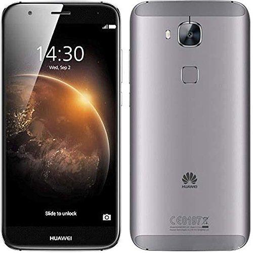 Huawei G8 16GB 4G Gris - Smartphone ( Single NanoSIM ,MicroSD Card Slot, Gris, Android, EDGE, GPRS, WCDMA, HSPA+)