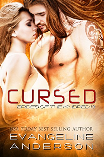 Cursed: Brides of the Kindred 13 (Alien Warrior Science Fiction Romance)