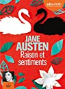 Raison et sentiments: Livre audio 1 CD MP3 par Austen