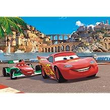 Diseño AG FTDNm5201 papel pintado para pared-partes para pared fotomurales Disney Cars