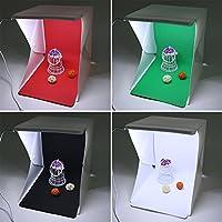 Preisvergleich für LYFF Faltbar tragbar Light Box Studio zweiten Generation klein Studio für Zubehör Jewelry Gadgets Shooting