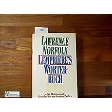 Lemprières Wörterbuch. Roman
