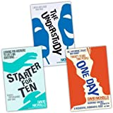 David Nicholls 3 Books Collection Pack Set RRP: £25.62 (Starter for Ten, One Day, The Understudy)