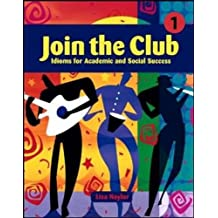 Join the Club 1 Audiocassette (1): Low Intermediate to Intermediate Bk. 1