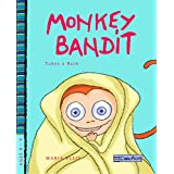 Monkey Bandit Takes a Bath (Monkey Bandit Funny Children's Books for Babies and Toddlers Ages 0 - 4 Book 5) (English Edition)