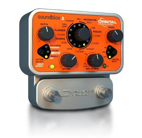 Source Audio Soundblox®2 Orbital - Pedale per modulazioni