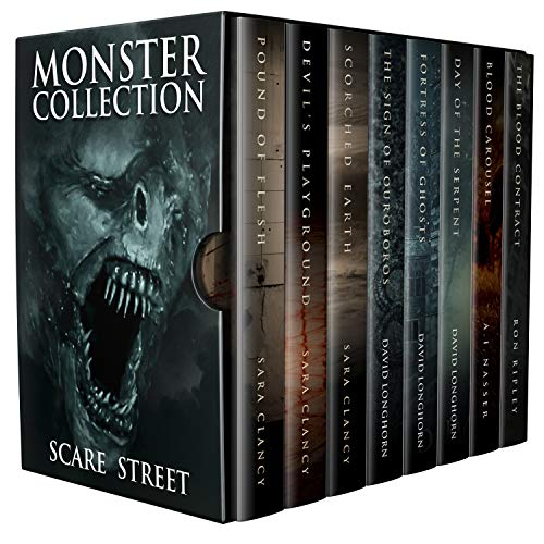 Monster Collection: Scary Supernatural Horror Anthology with Monsters (English Edition)
